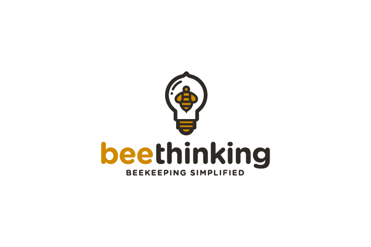 Bee Thinking logo design