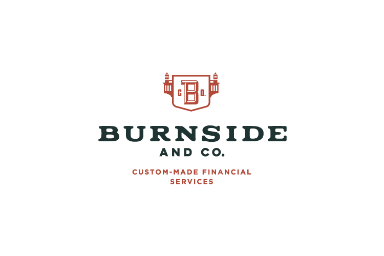 Burnside and Co. logo design